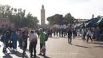 Marrakesch - Platz Djemaa el Fna