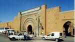 Marrakesch - Eines der 11 Stadttore