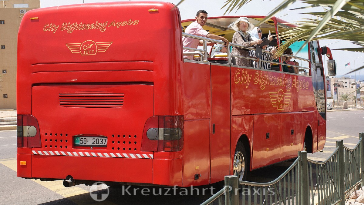 Akaba - Sightseeing-Bus
