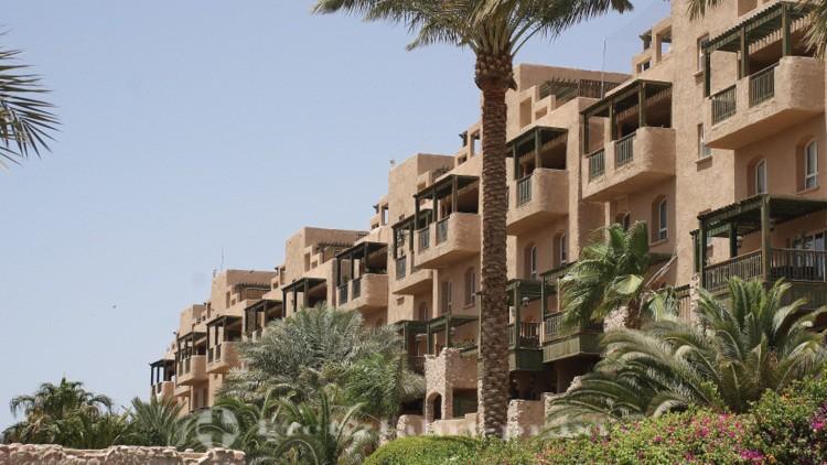 Akaba - Hotelbau