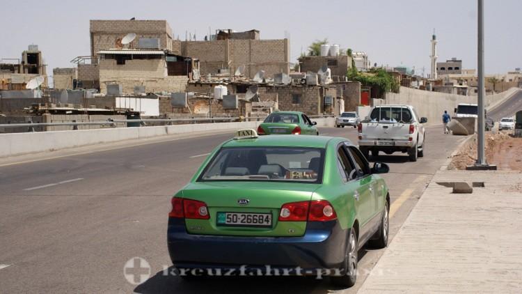 Akaba - Taxen, verlässliche Verkehrsmittel