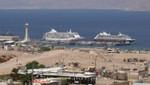 Akaba - Blick auf den Hafen