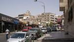 Akaba - Straßenzug im Zentrum