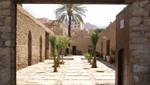 Akaba - Das Haus von Sharif Hussein bin Ali - Innenhof