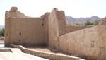 Akaba Fort - Mauer