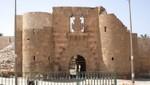 Akaba Fort - Torhaus