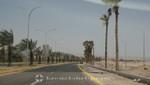 Akaba - Schnellstraße zum Flughafen Akaba