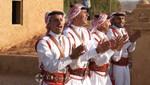 Wadi Rum - Begrüßungskommando