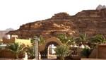 Wadi Rum - Touristendorf der Zalabia Berber