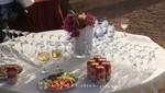 Wadi Rum - AzAmazing Evening - Snacks und Getränke
