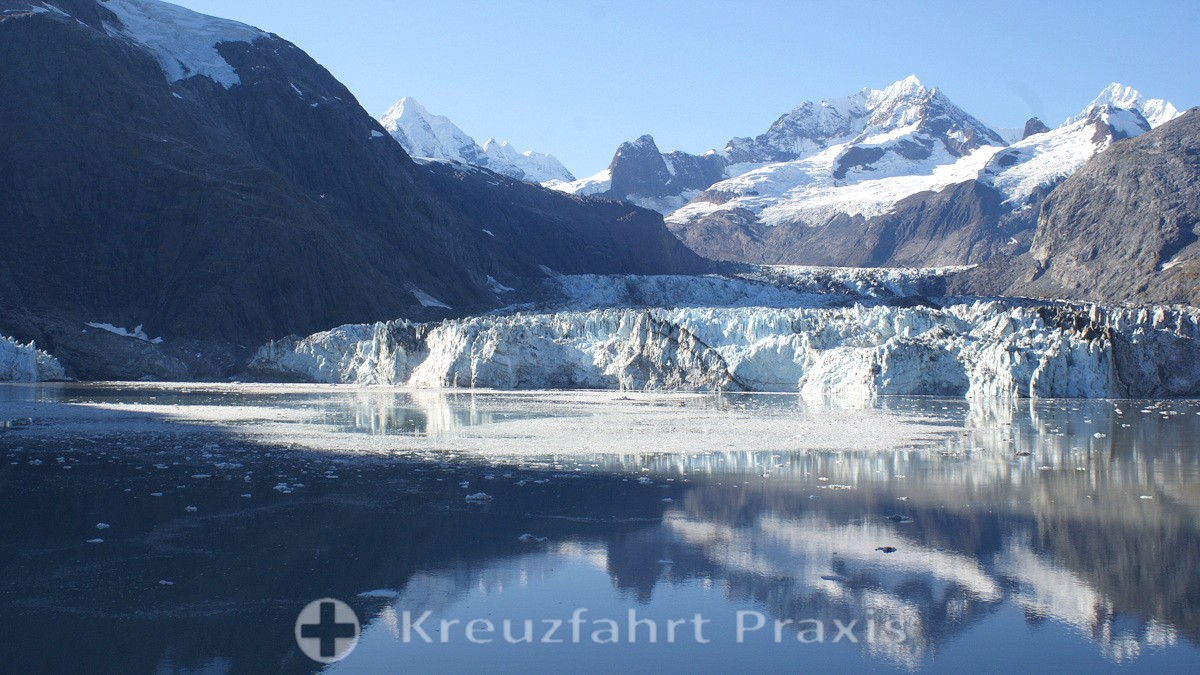 GLacier Bay - Johns-Hopkins-Gletscher