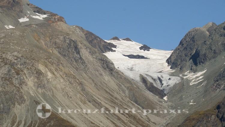 Ein kleiner Gletscher
