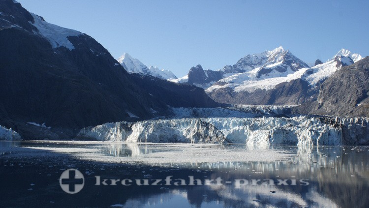 Gletscher in Glacier Bay