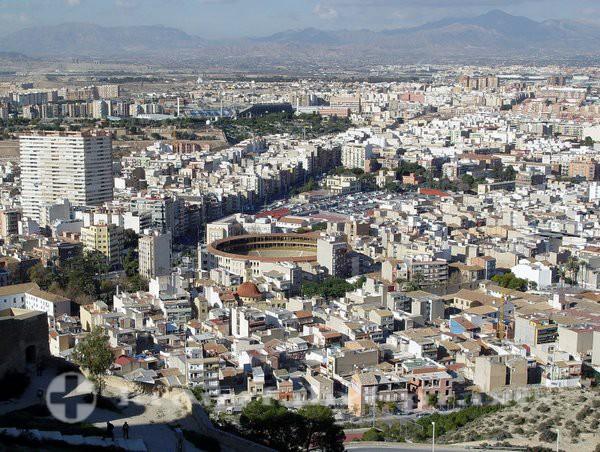Alicantes Stierkampfarena