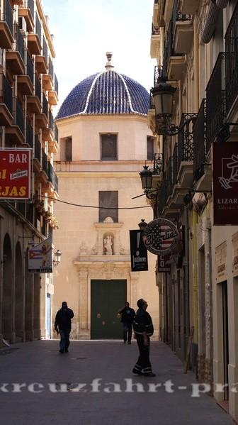Santa Maria - Alteste Kirche Alicantes