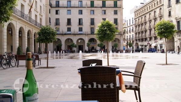 Plaza de la Ayuntamiento