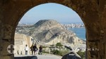 Durchblick auf das Mittelmeer