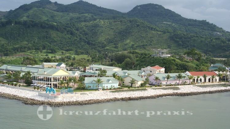 Amber Cove - Panorama