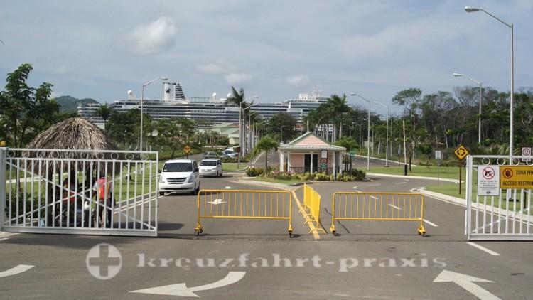Amber Cove - Ein massiv geschütztes Kreuzfahrt-Resort