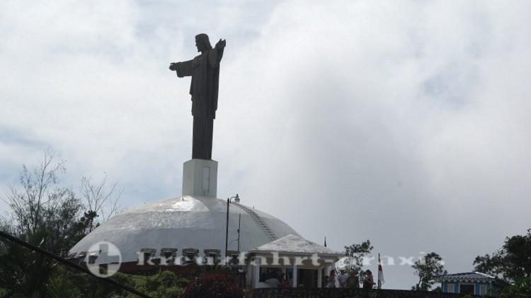 Puerto Plata - Cristo Redentor-Statue