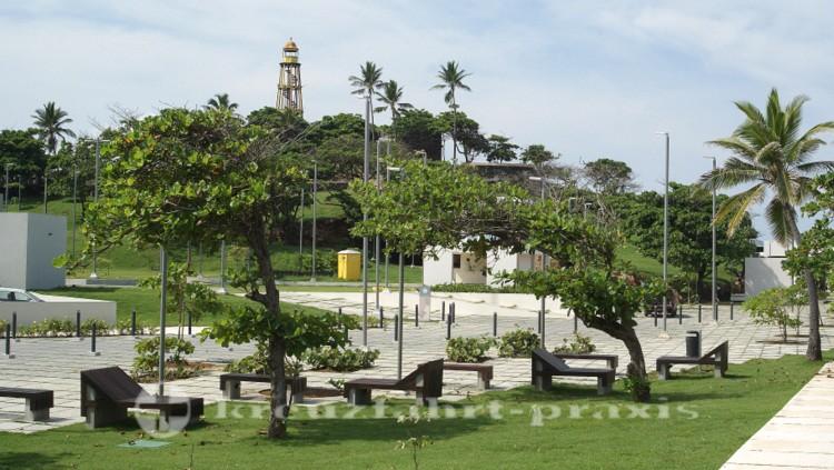 Puerto Plata - Parque San Felipe
