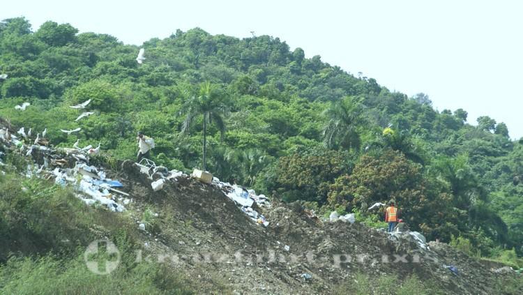 Puerto Plata - Müllhalde von Maimon