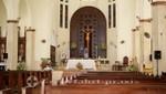 Puerto Plata - Kirchenschiff der Catedral San Felipe Apóstol