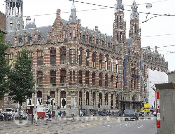 Amsterdam - Magna Plaza