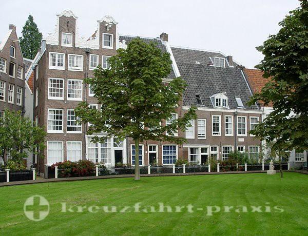 Amsterdam - Beginenhof