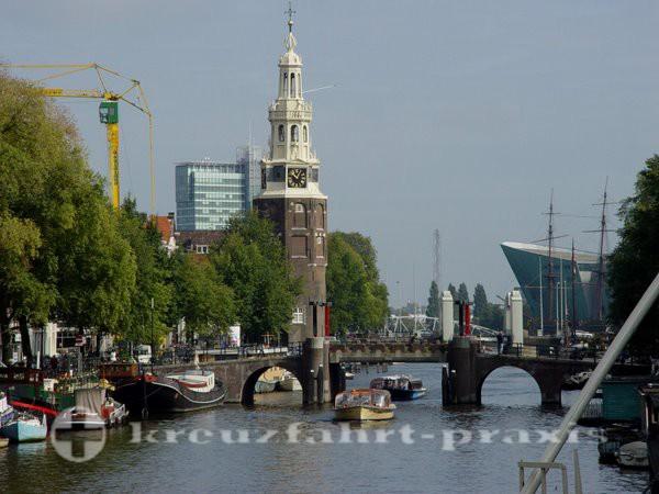 Amsterdam - Montelbaanstoren