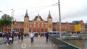 Amsterdams Centraal Station