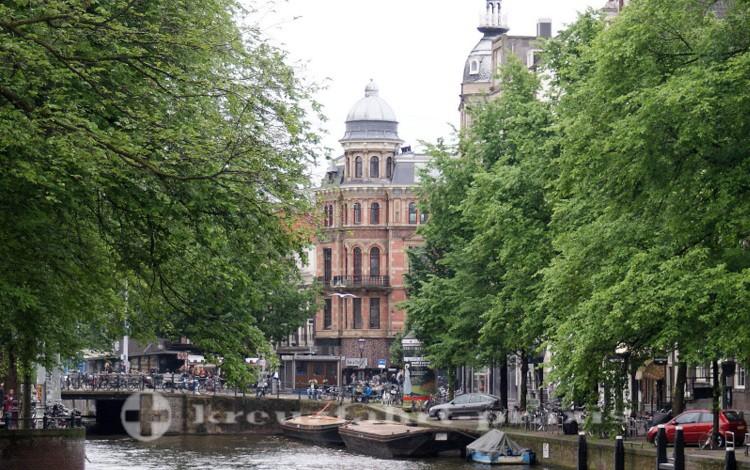 Amsterdam - Koningsplein