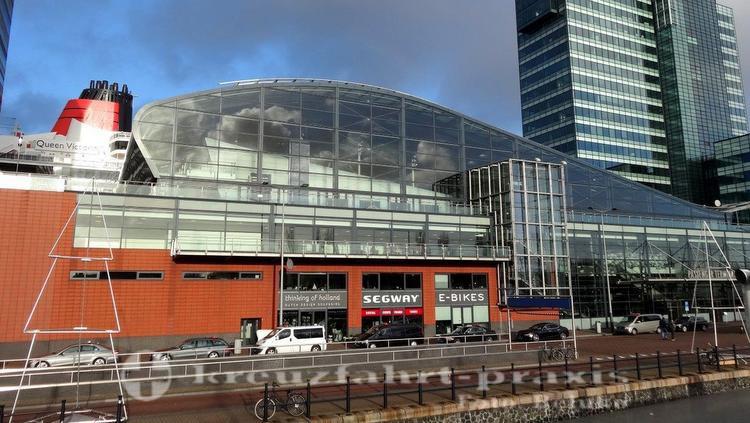 Amsterdams Kreuzfahrtterminal