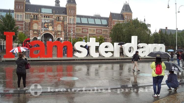 Amsterdam - Königlicher Palast