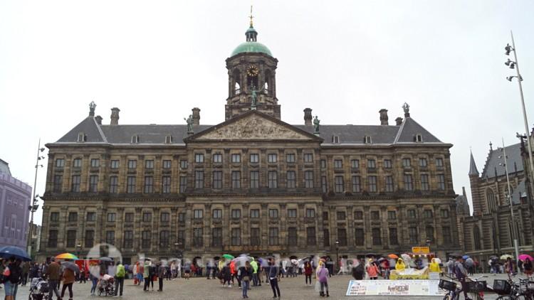 Der Königliche Palast