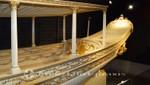 Die Royal Barge des Scheepvartmuseum