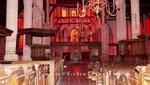 Kunstinstallation in der Oude Kerk