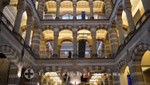 Inside the Magna Plaza