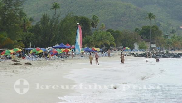 Royal Caribbean entwickelt neues Destinationskonzept auf Antigua