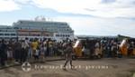 Madagaskar - Antsiranana - Schiff Spotter am Hafen