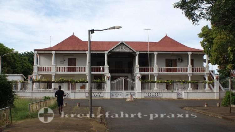 Madagaskar - Antsiranana - Sitz des Regionalrats