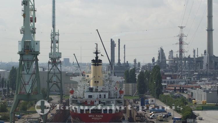 Petrochemische Industrie-Anlagen