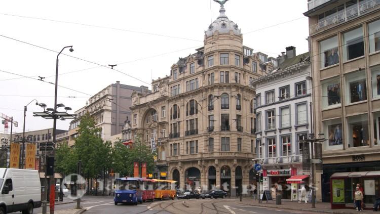 Antwerpen Zentrum - Meirbrug