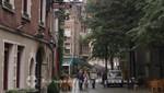 Im historischen Zentrum von Antwerpen - Blauwmoezelstraat