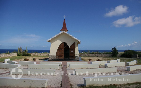 Aruba - Alto Vista Chapel