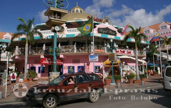 Aruba - Shopping Mekka