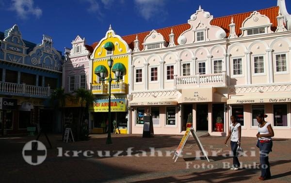 Aruba - Plaza Daniel Leo