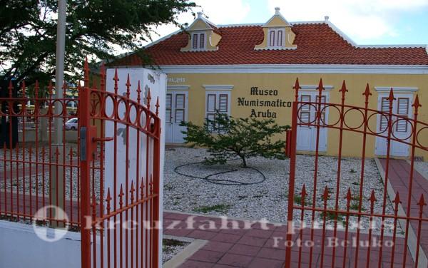 Aruba - Museo Numismatico