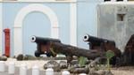 Aruba - Kanonen Fort Zoutman