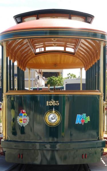 Aruba Straßenbahn